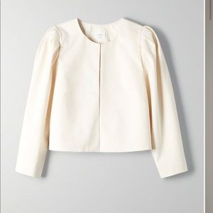 Wilfred Caraway jacket BIRCH
